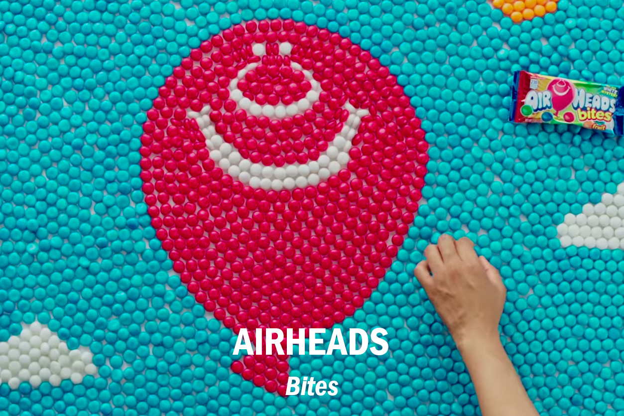 "Airheads – ""Bites"" dir. Roy Raz /// Role: Editor"