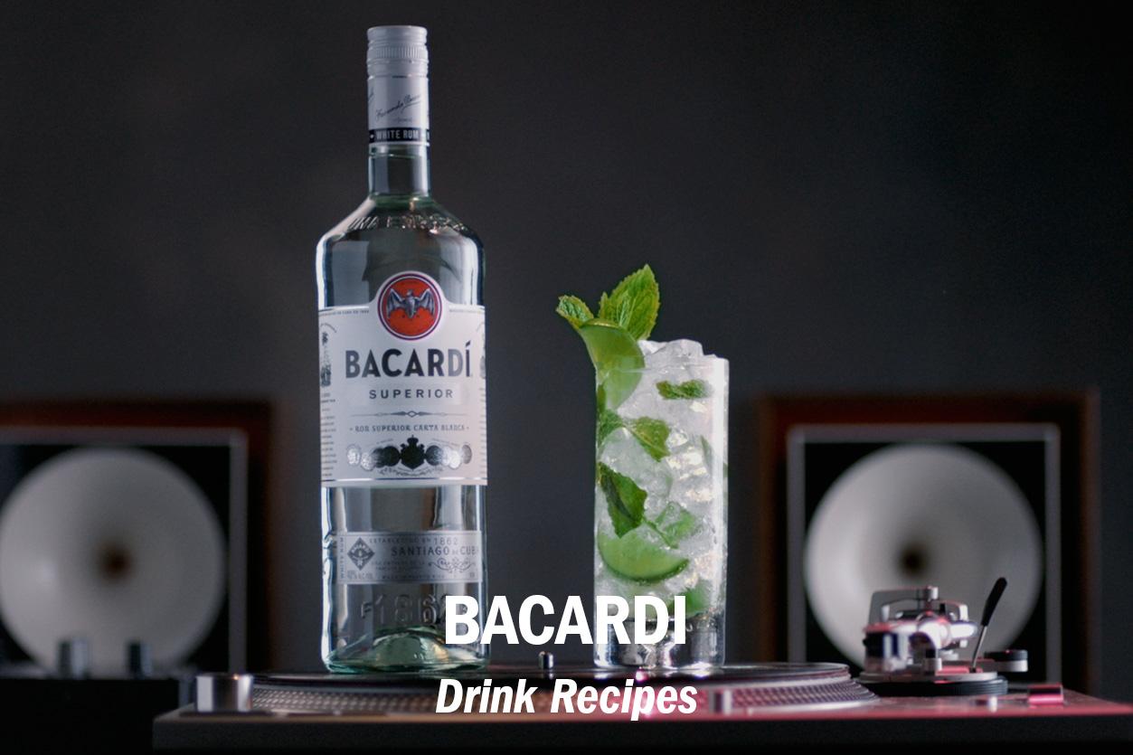 Bacardi – Recipe :15s, dir. Pensacola /// Role: Editor / Music Composition