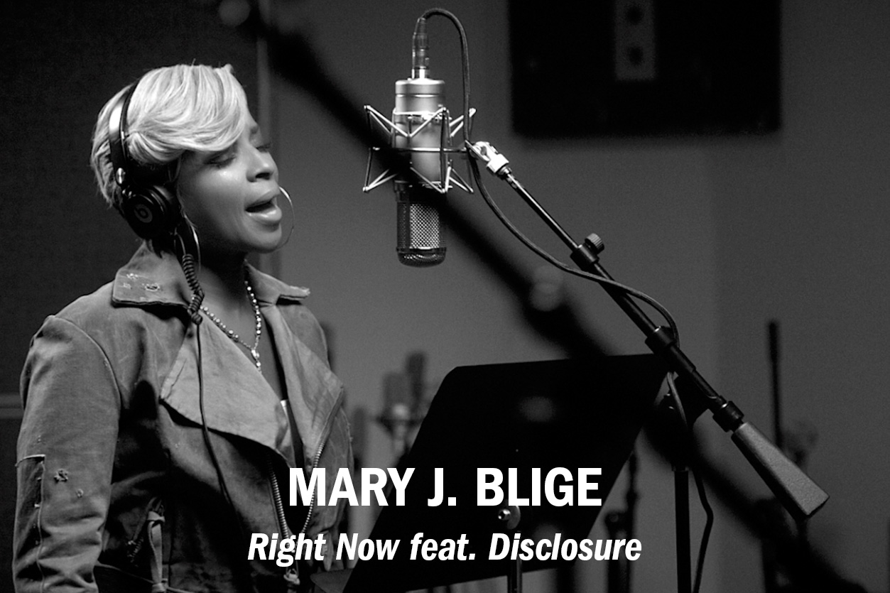 "Mary J. Blige – ""Right Now"" feat. Disclosure, dir. Alexandre Moors /// Role: Editor"