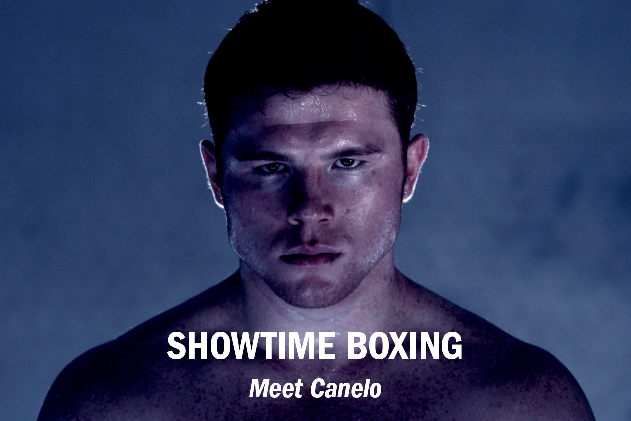 "Showtime Boxing – ""Meet Canelo"" sizzle, dir. Patrick Straub /// Role: Editor"