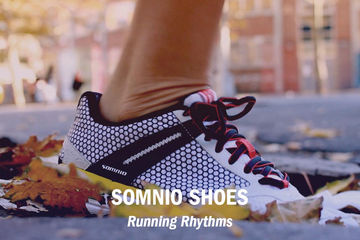 "Somnio Shoes – ""Running Rhythms"" /// Role: Director, Editor, Sound Design, Music"