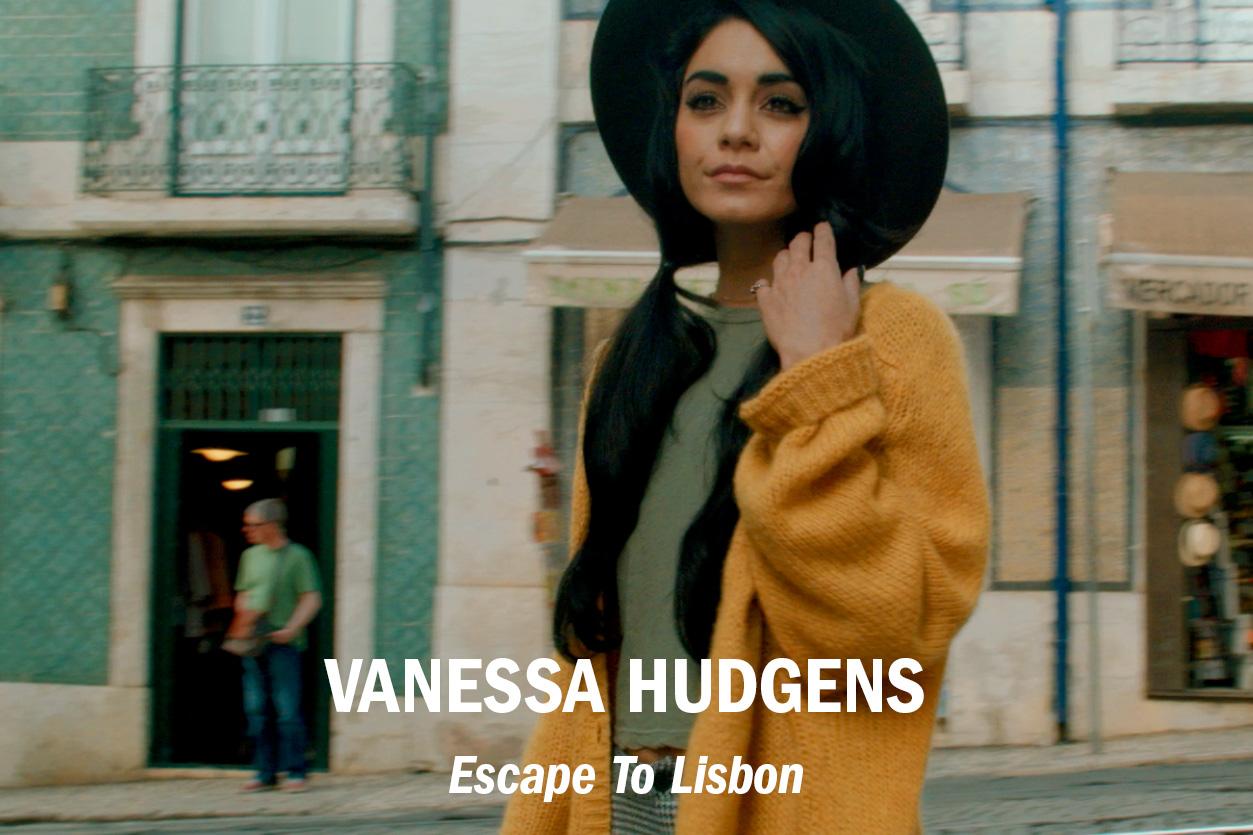 "Vanessa Hudgens – ""Escape To Lisbon"" (short), dir. Nico Guilis /// Role: DoP + Edit"