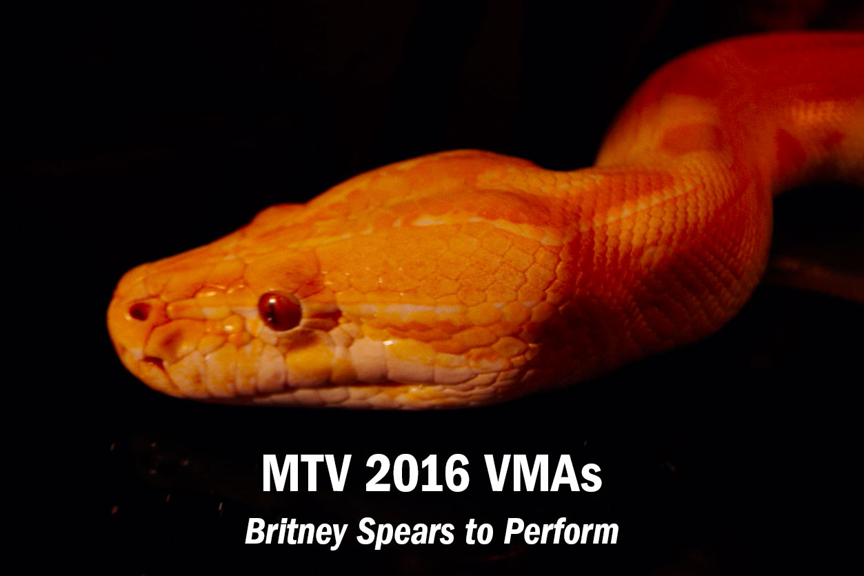 MTV 2016 VMA Promo :60 – Britney Spears to Perform, dir. Radical Friend /// Role: Editor